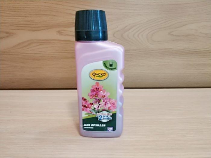 Фаско-удобрение для орхидей